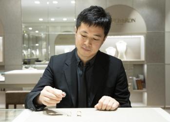 建築家、吉村靖孝の心を動かした、「ブシュロン」の作品と空間。