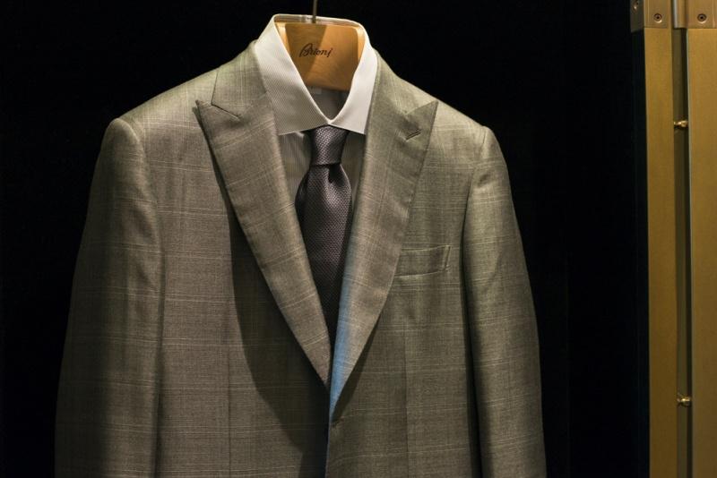 英国調をリファンさせた、スーツの新作