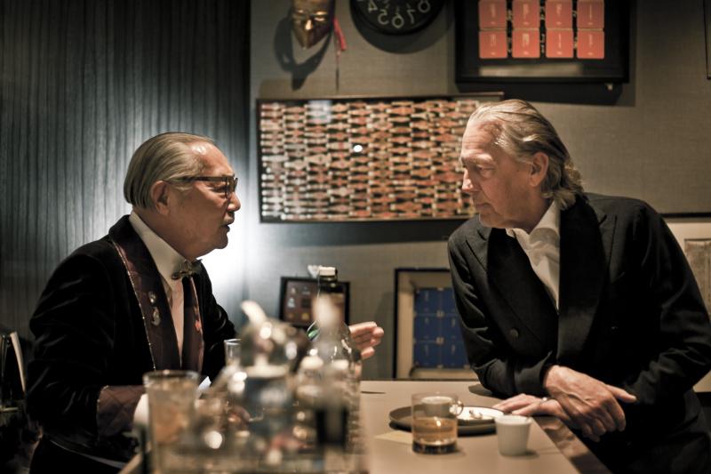 """""""伝説のバーマン""""、チャールズ・シューマンに島地勝彦が薦めたい東京のトップバーとは?"""