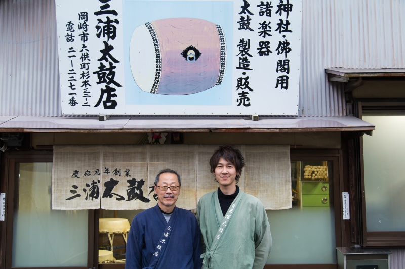 """日本限定ウイスキー""""ミズナラ""""と太鼓に響く、伝統の音。"""