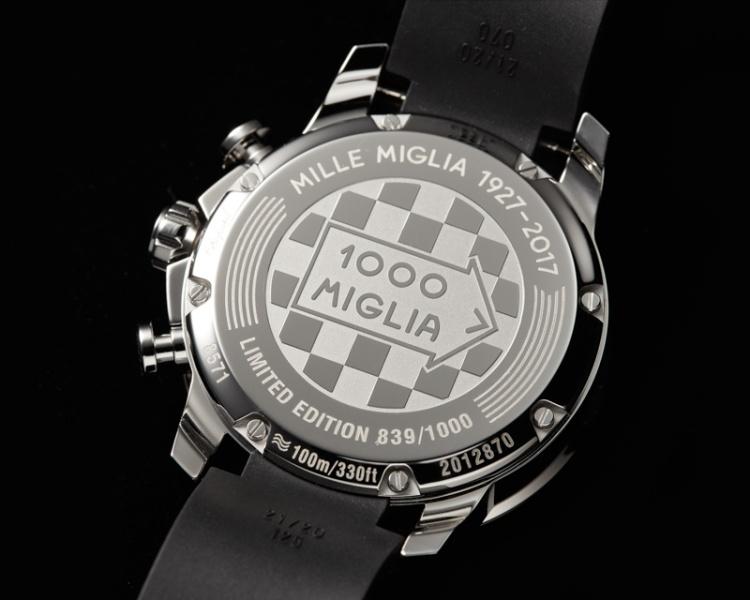 伝統のレースを腕に纏う、ふたつの最新「ミッレ ミリア」モデル。