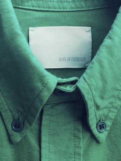 ブランドを象徴する、BDシャツ