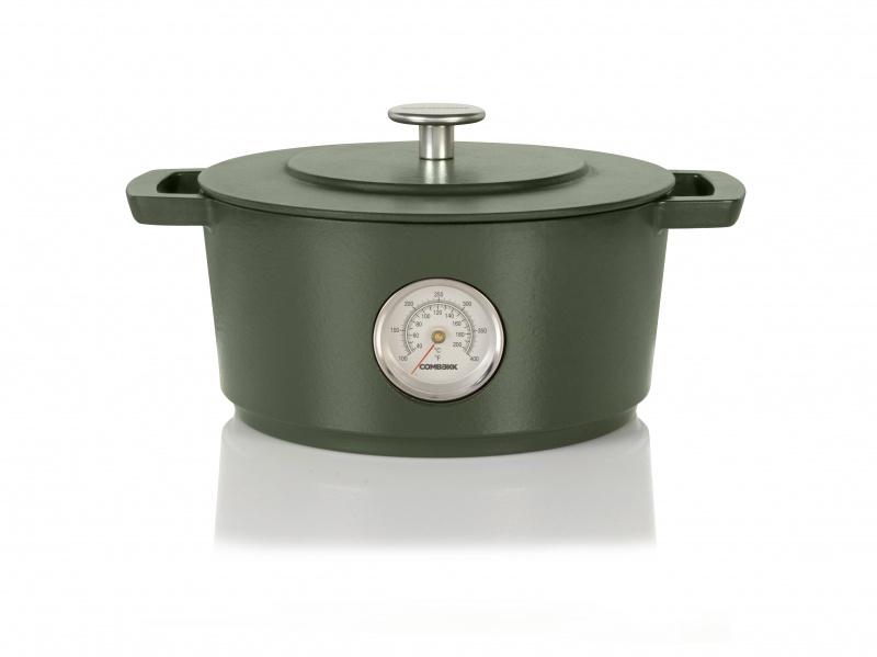 温度管理がしやすいから、普段の料理にも活躍する。