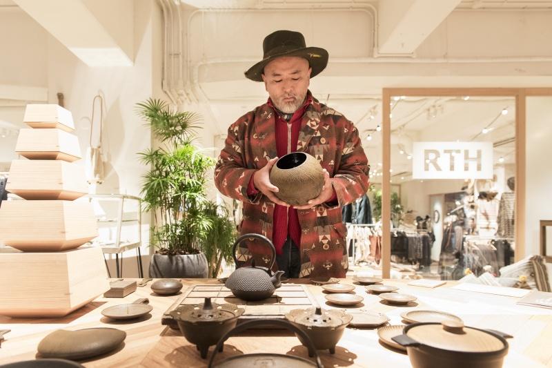 伝統工芸を、日々の生活に落とし込む。