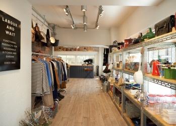 「レイバー・アンド・ウェイト」、愛すべき日用品を集めた英国生まれの雑貨店。