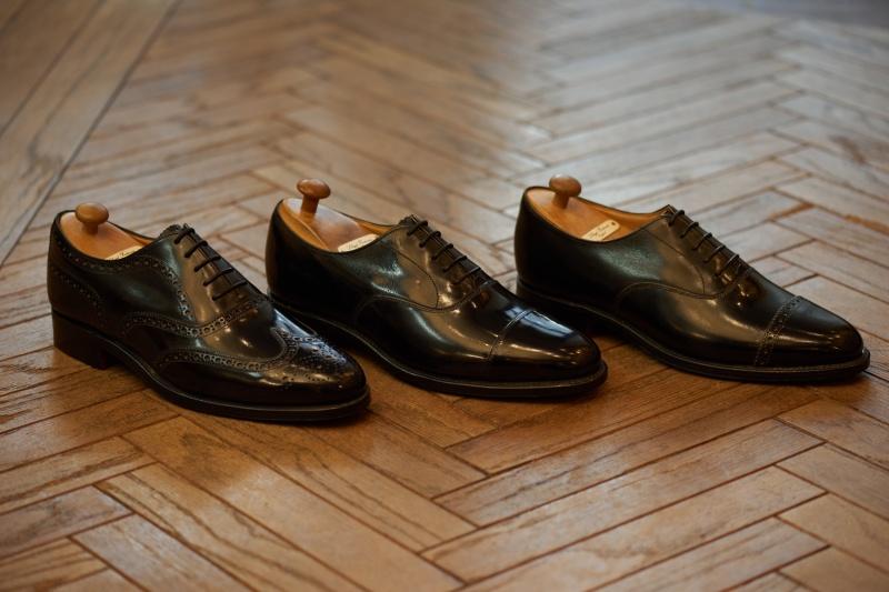 英国靴好きをも唸らせる、魅力的なバリエーション