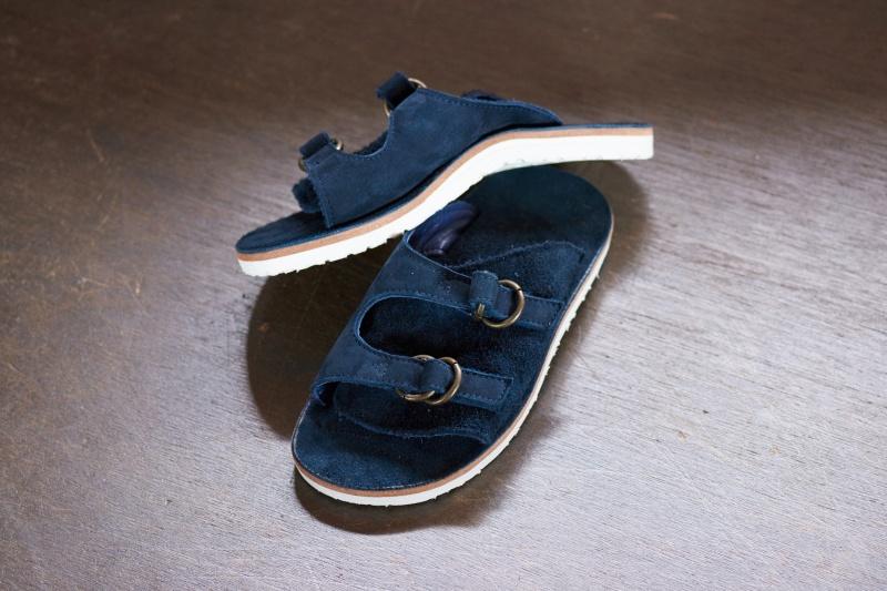 目指すのは、シンプルで、丈夫で、履きやすい靴。