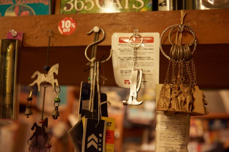 生活雑貨には、アメリカの文化があります。