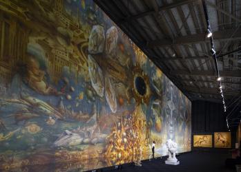 世界最大級の油彩画と出合える、「ディマシオ美術館」を知っていますか?