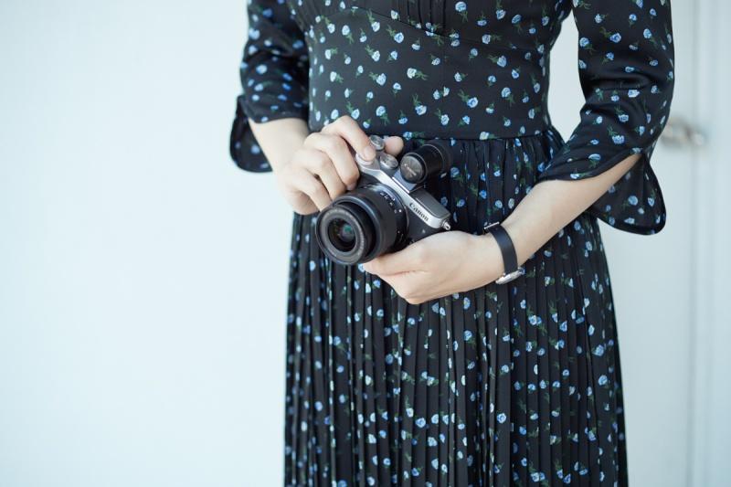 """身体の一部のような意識になる、""""ちゃんとしたカメラ""""。"""