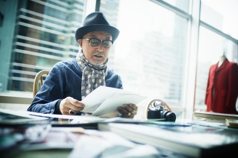 菊池武夫さんのクリエイティブの原点には写真があった。