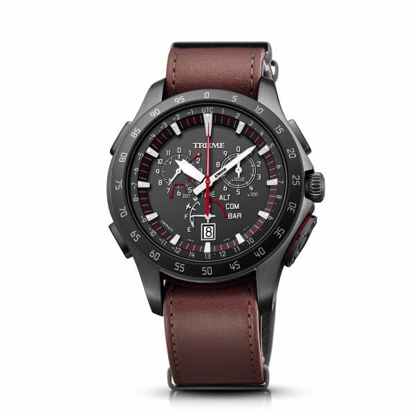 パーソナリティを、 如実に表す腕時計。