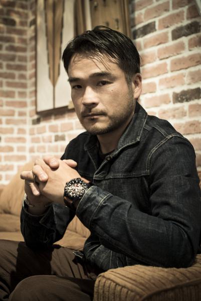 つくり手の強い意志と、 自信が見える腕時計。