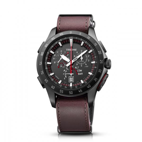 既成概念に縛られないからこそ生まれた、新しい発想の腕時計。