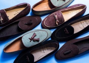 春の軽快な靴──いま、選ぶべきスリッポンは?(前編)
