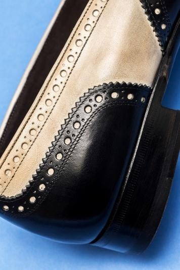 モード靴の重鎮「マックス ヴェッレ」がつくった、キルト靴