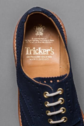 ノーザンプトンの名門「トリッカーズ」がデザインした斬新なカントリー靴