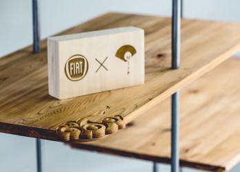 フィアット×岐阜の木工、イタリアと日本の職人技が導いた出合い。