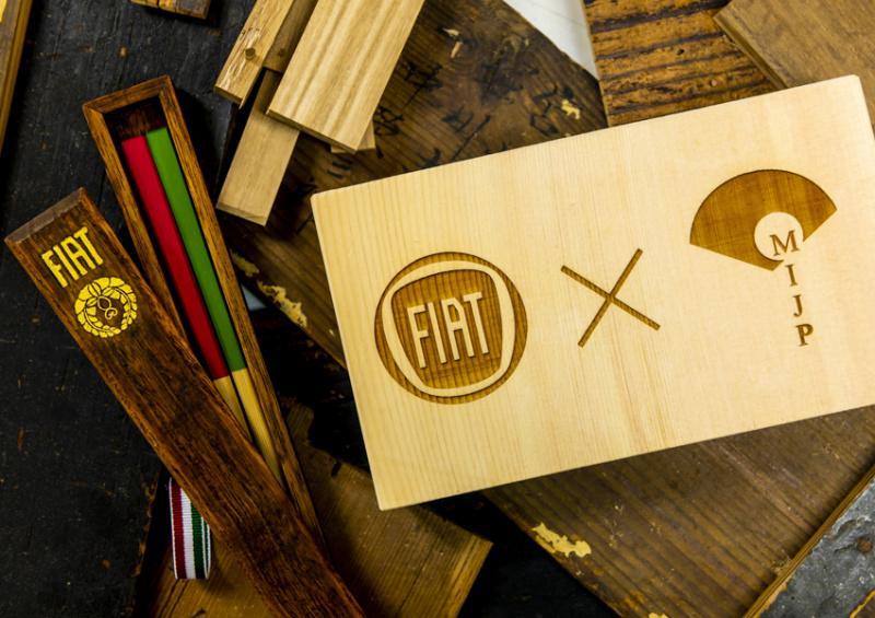 フィアット×京都の竹工、イタリアと日本のモノづくりを訪ねる旅。