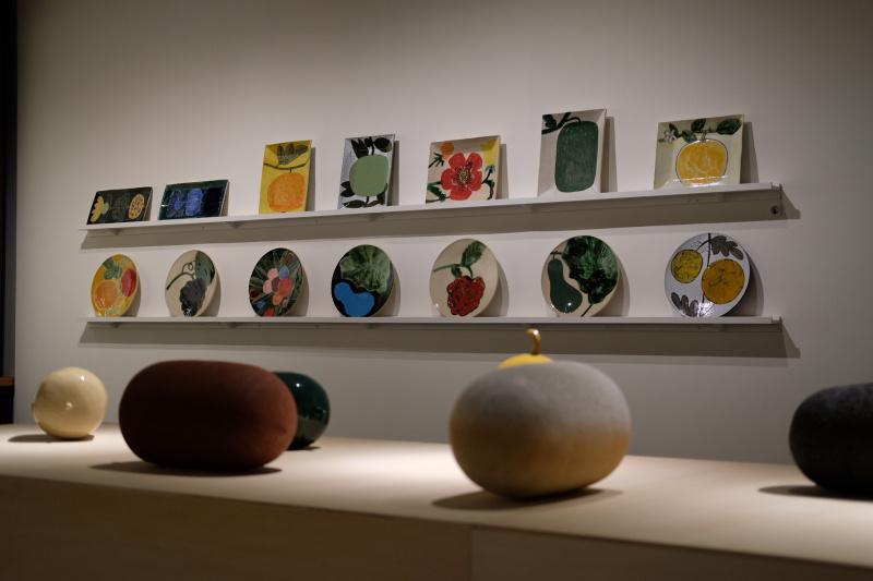 花や果実、自然の美しさを捉え、国籍や世代を超えた共感を呼ぶ作品を。