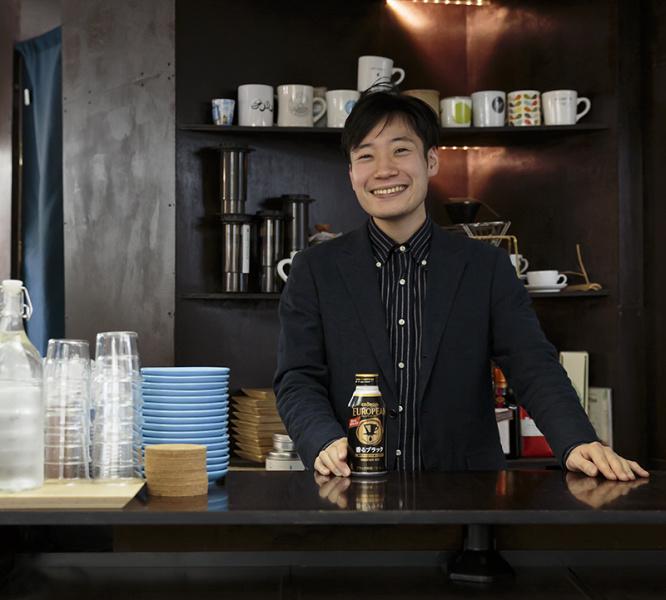 気鋭のコーヒー専門店は、「香るブラック」をどう評価したか?