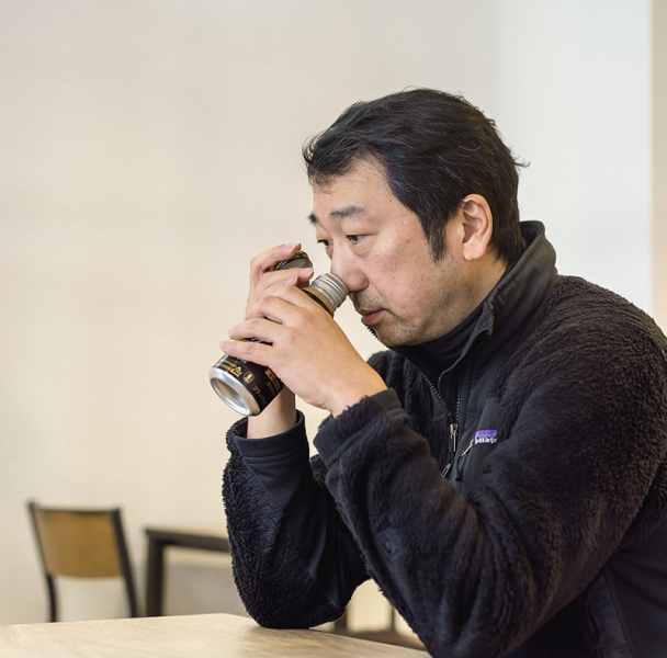 札幌の有名店オーナーは、「淹れたてにしか出せない香り」を感じた。