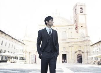 俳優・西島秀俊が巡り合った、自分らしいスーツとは?