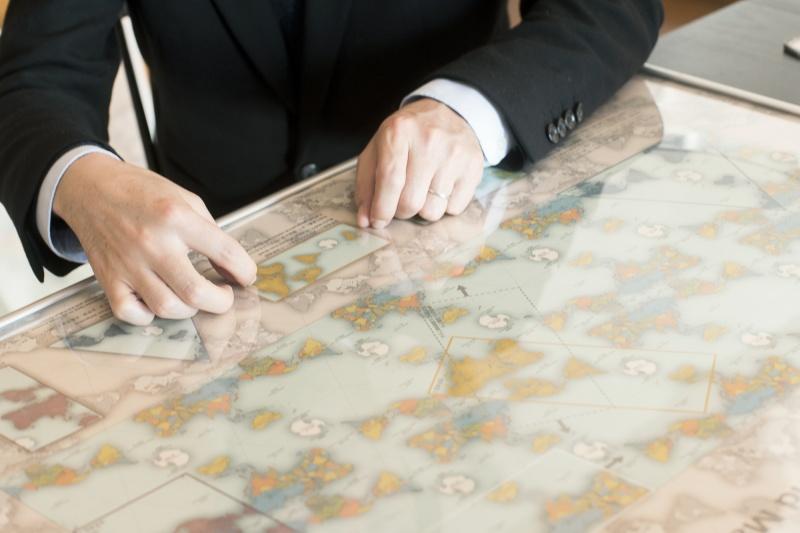 """""""説明しづらい""""地図図法、オーサグラフが大賞までたどり着いたのはなぜか?"""