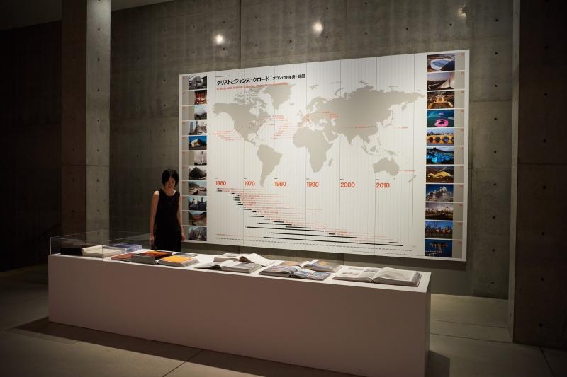 国内外8組の作家による、壮大なアート作品が集結。