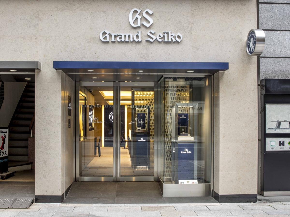 圧倒的な品揃えと日本初のGSワールド、「グランドセイコーブティック 銀座」の魅力を解明します。