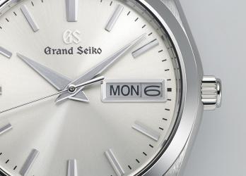 【グランドセイコー、腕に輝く9の物語。】Vol.3「9F」の腕時計は、なぜ針が美しく動くのか。