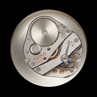 次々と生み出された、高精度な機械式腕時計。