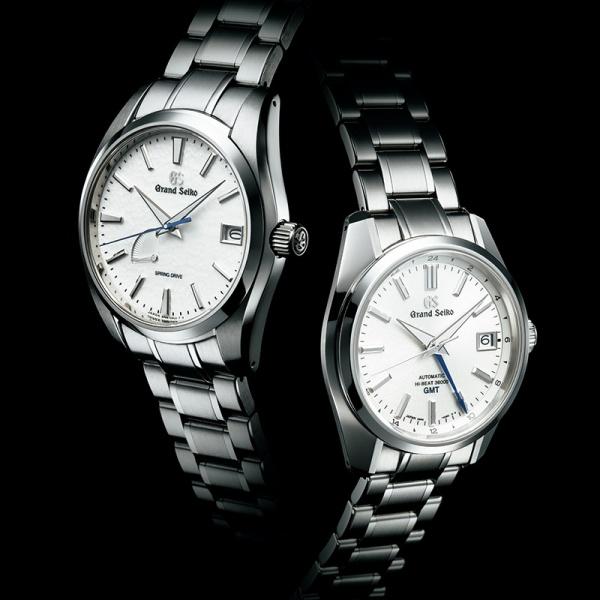 ともに歩み結実した、ふたつの誉れ高き腕時計。