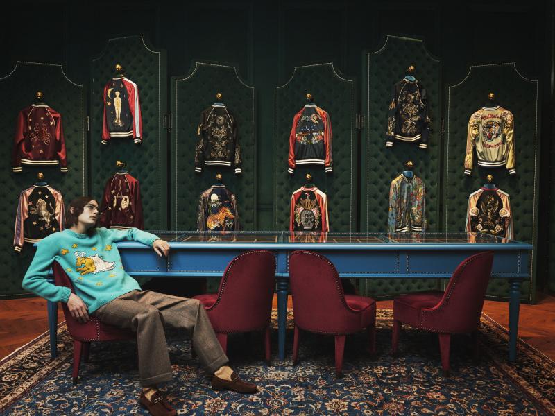 グッチの世界で自分好みの服をつくる、「GUCCI DIY」プログラムを知っているか?