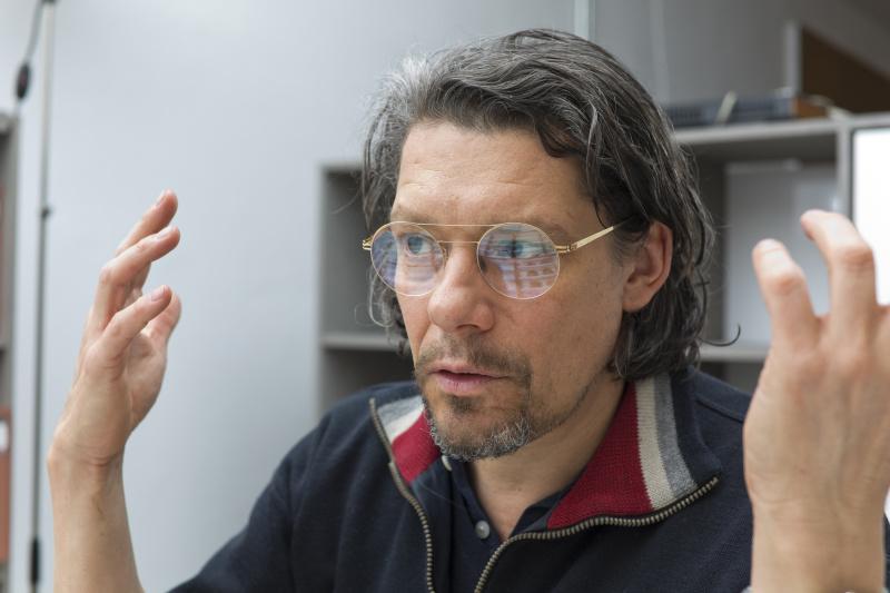 「眼鏡の原型」を求めて生まれた、究極のデザイン