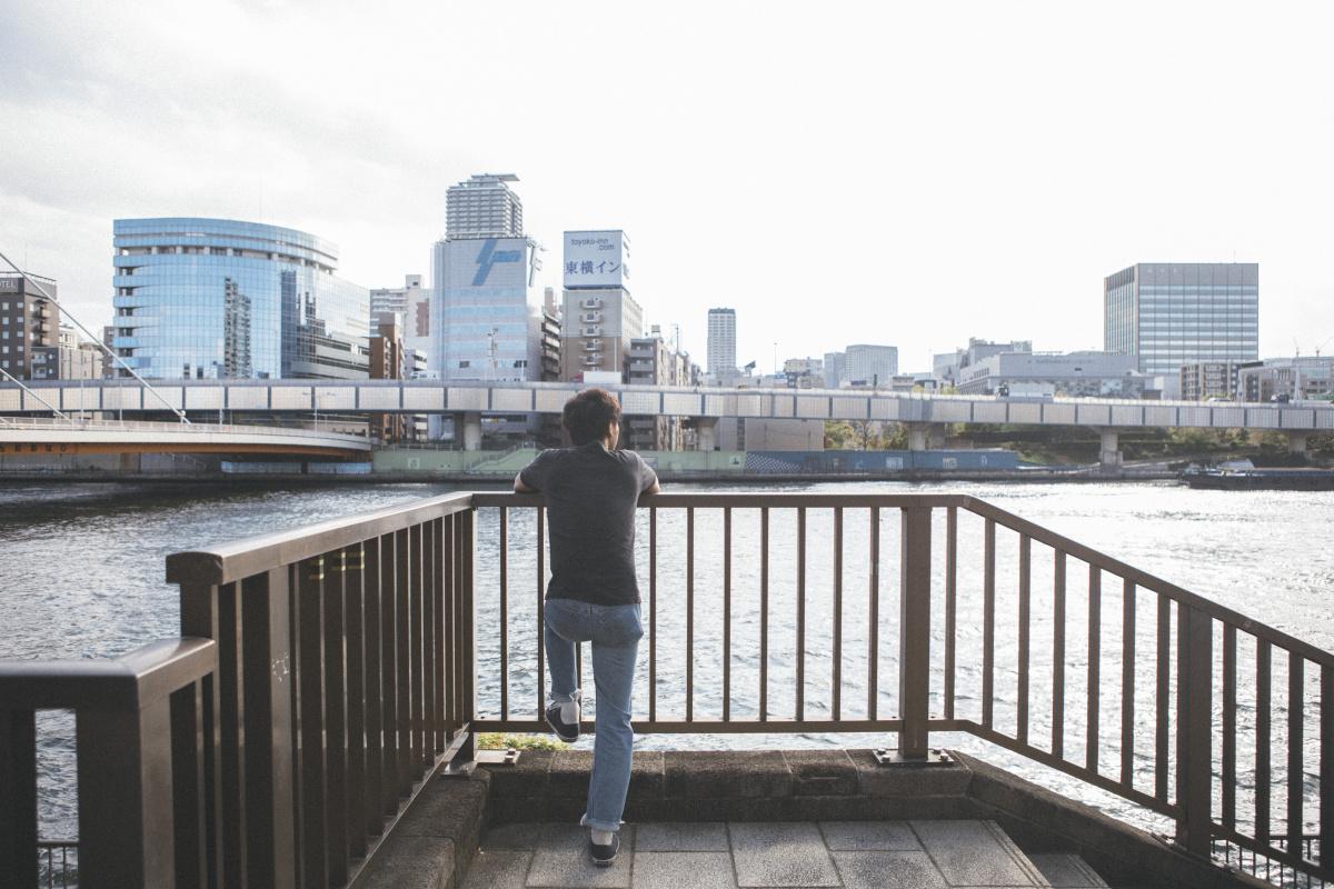 『ロングバケーション』が隅田川に重ねたイメージは?