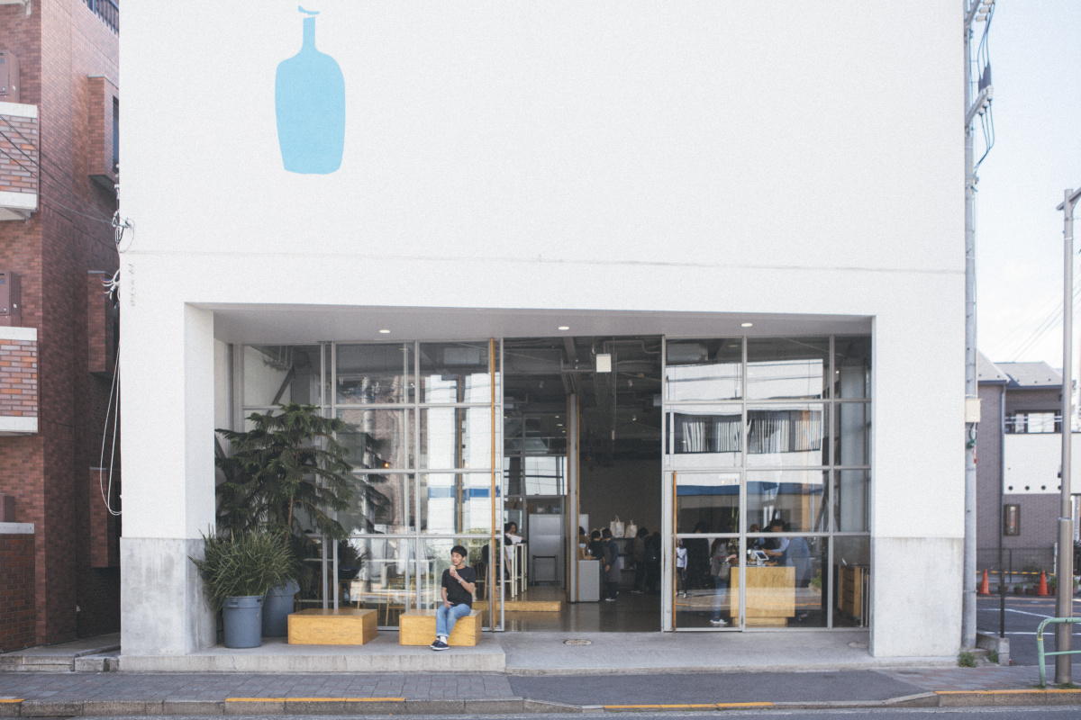 東京都現代美術館とブルーボトルコーヒーという、ふたつの転機。