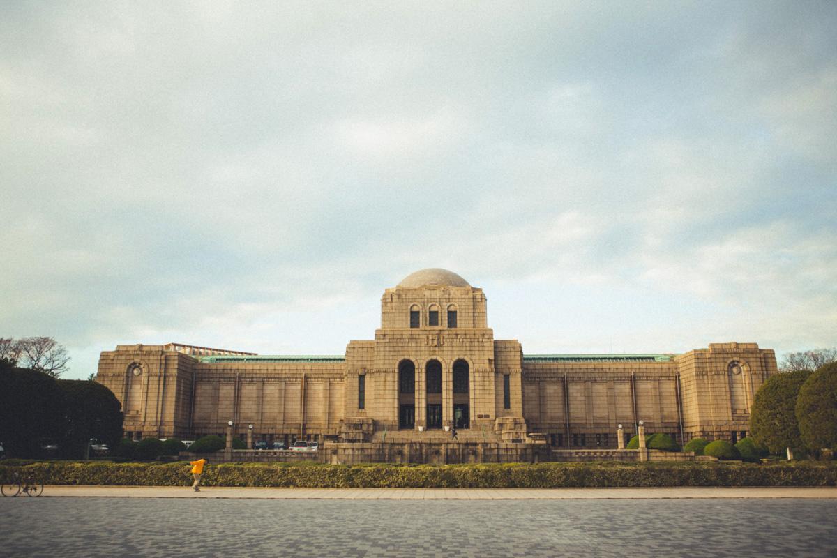 神宮外苑の造設は、史上最大規模のプロジェクトだった。
