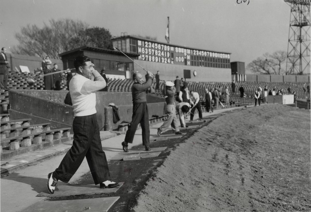 競技としてのゴルフに、サラリーマン文化を上乗せした日本人。