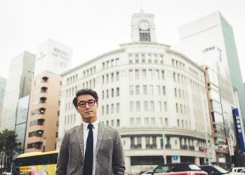 「月光仮面」を通して読み解く、かつての銀座と現代への予言。【速水健朗の文化的東京案内。銀座篇②】