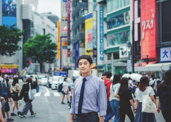 速水健朗の文化的東京案内。【渋谷篇①トレンディドラマと渋カジ族のスペイン坂】