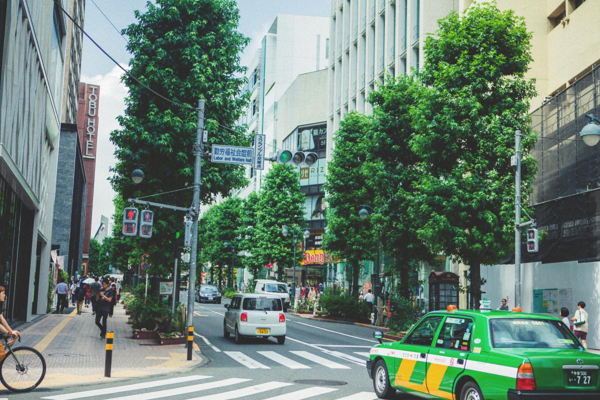 渋谷パルコ誕生とともに生まれた公園通り。