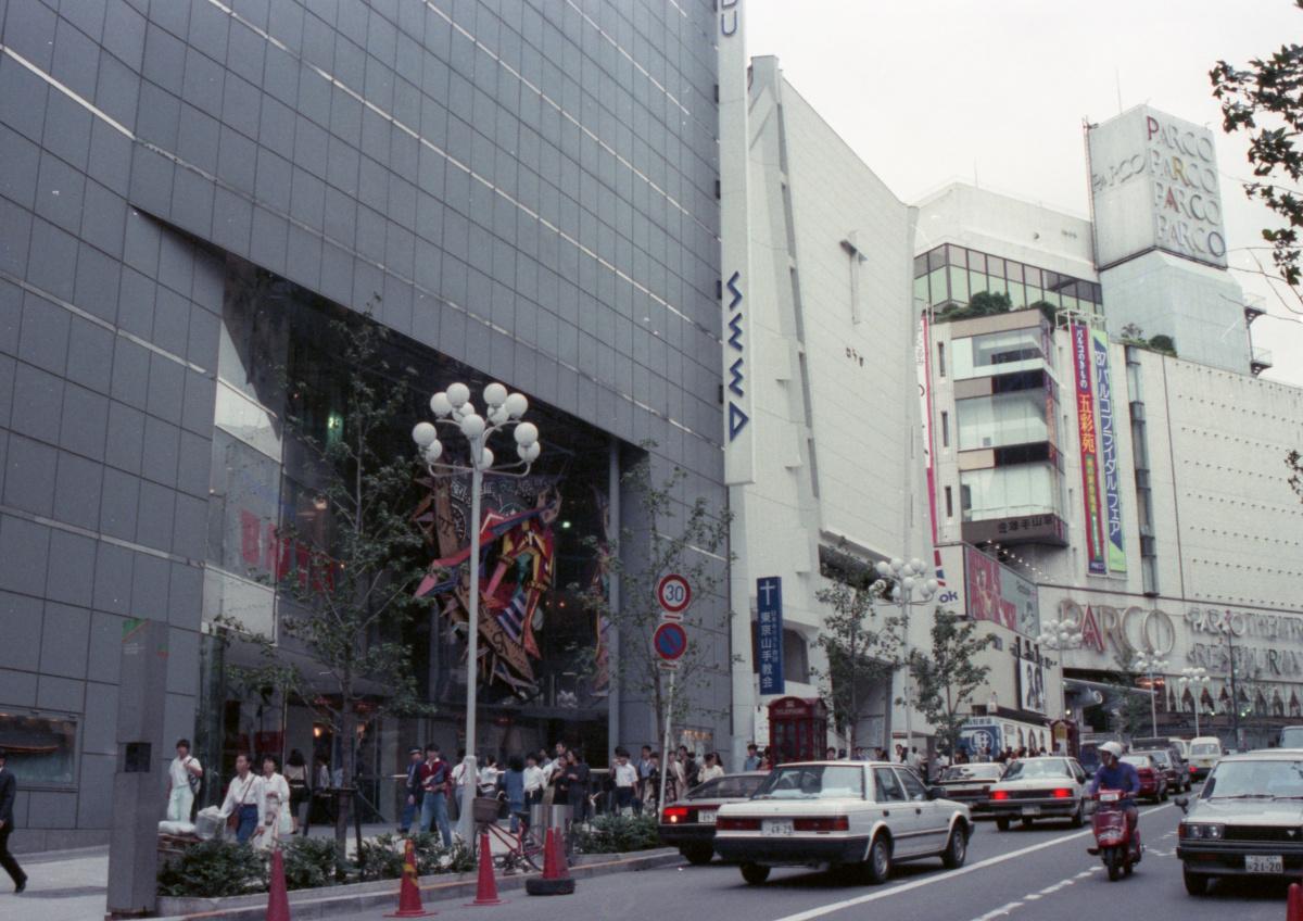 西武渋谷店が押し上げた、コム デ ギャルソンやイッセイミヤケ