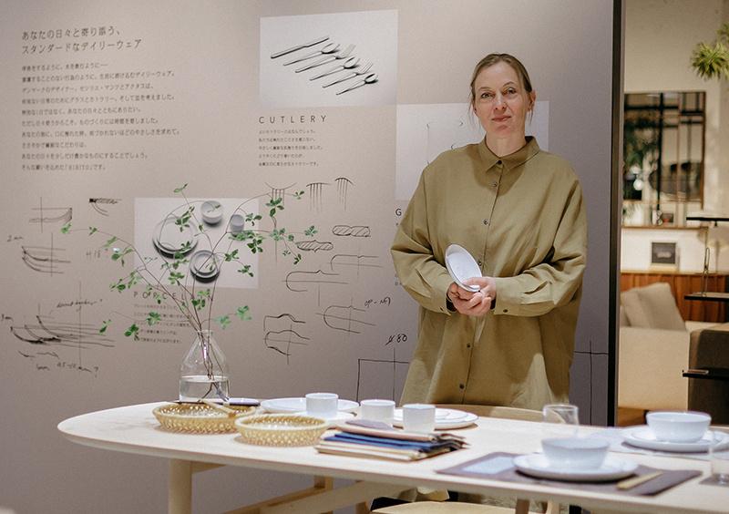 美しく、リーズナブル。思わず手に取りたくなるテーブルウェアシリーズ 「HIBITO」に込められた、セシリエ・マンツの思いとは?