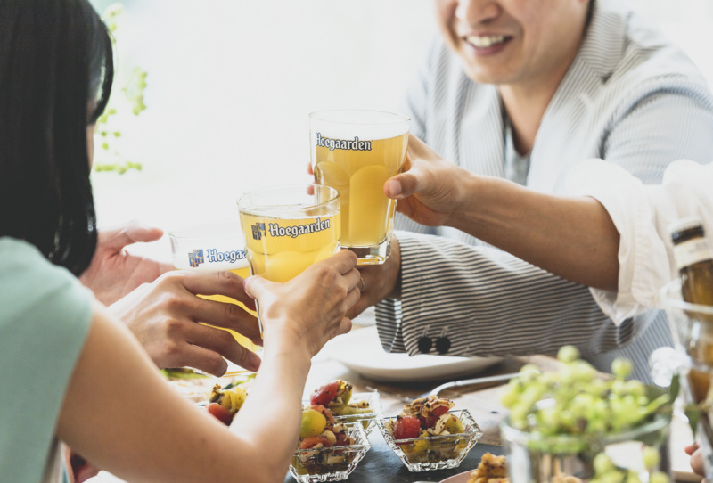 ビールと料理の新しい発想が、未知なる味わいの扉を開く。