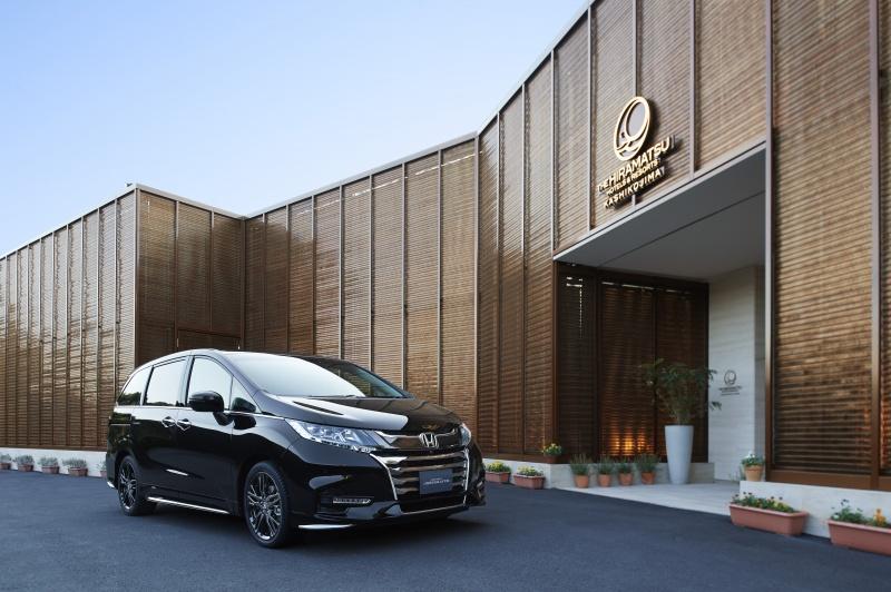 【第2回 ザ・ひらまつホテルズ & リゾーツ編】Honda NEW オデッセイ×Pen「本質を感じる、知への旅」へ。