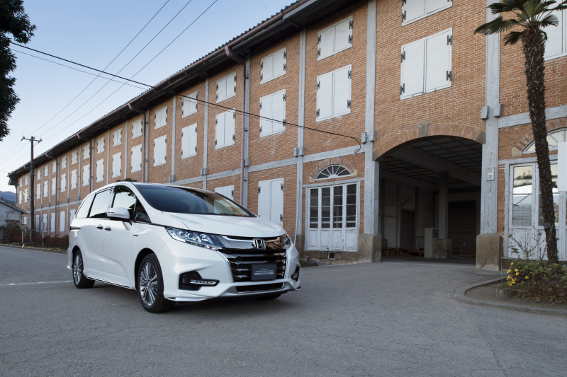 【第3回 富岡製糸場編】Honda NEW オデッセイ×Pen「本質を感じる、知への旅」へ。
