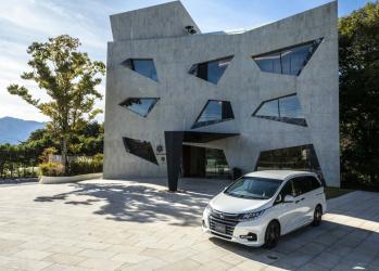 【第5回 山梨県 小淵沢編】Honda オデッセイ×Pen「本質を感じる知への旅」へ。