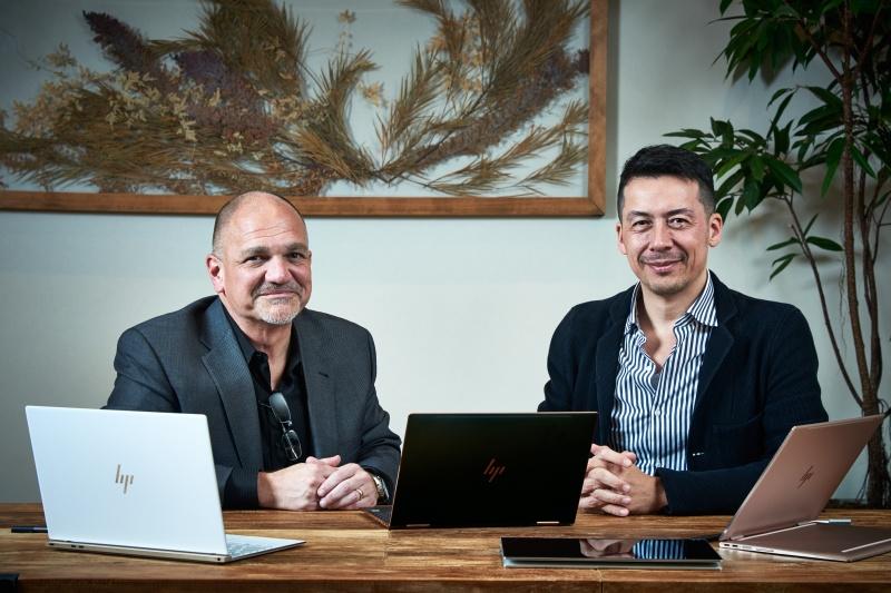 HPのデザイン改革を牽引した、「PHI(ファイ)」というビジョンと情熱。