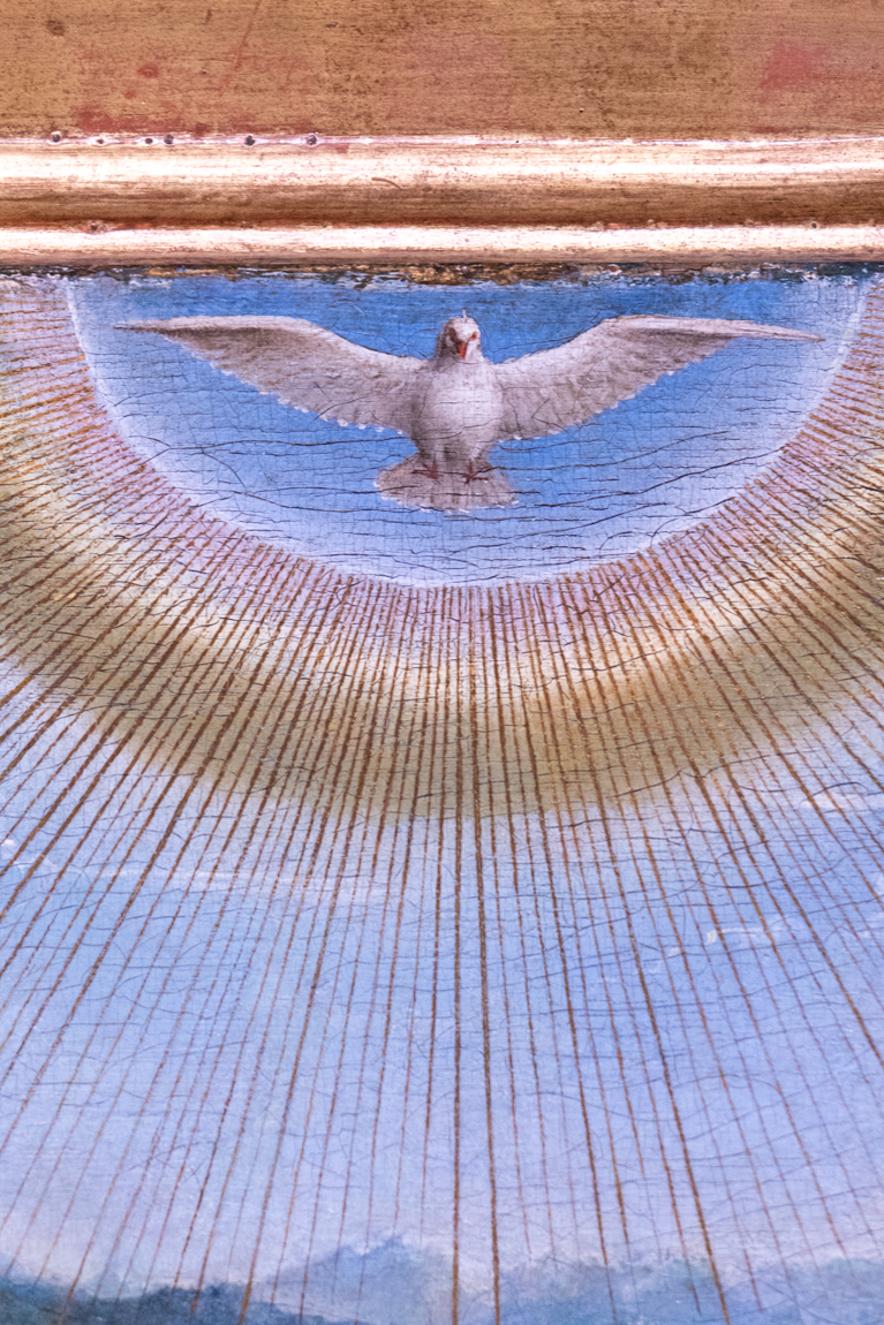 聖バーフ大聖堂で出合う、大作『ゲントの祭壇画』